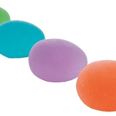 Μπαλάκι Χεριού / Δακτύλων gel ωοειδές