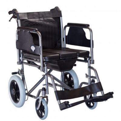 Αναπηρικό Αμαξίδιο Economy II με Δοχείο