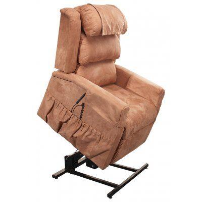 Πολυθρόνα Relax με Βοήθημα στο Σήκωμα