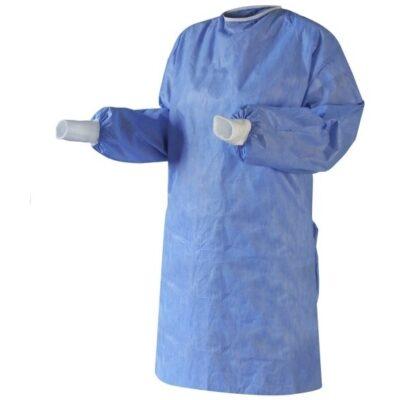 Ρόμπα Χειρουργείου Μίας Χρήσης Non Woven Ενισχυμένη